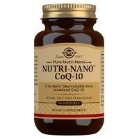 Solgar Nutri-Nano Coenzyme Q10 50 perles - Solgar