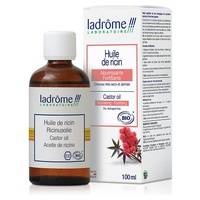 Ladrome Huile végétale Ricin Bio 100 ml de huile - Ladrome