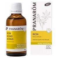 Pranarom Huile Végétale Ricin BIO 50 ml de huile - Pranarom