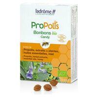 Ladrome Bonbons à la Propolis et Echinacea 50 g - Ladrome