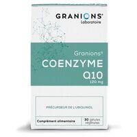 Granions Coenzyme Q10 30 capsules - Granions