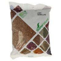 Soria Natural Graines de lin 500 g - Soria Natural