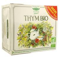 Romon Nature Tisane Thym BIO 50 sachets infuseurs - Romon Nature