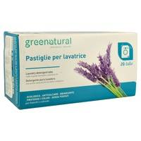 Greenatural Greentabs pour machine à laver 24 unités - Greenatural