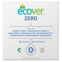 Ecover Tablettes Lave-Vaisselle Tout en un Zéro 500 g - Ecover