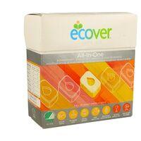Ecover Tablettes pour lave vaisselle 25 unités - Ecover