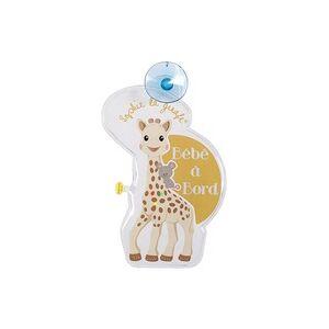 Sophie la Girafe Voyage Flash Bébé à bord 1 unité - Sophie la Girafe - Publicité