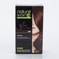 santé verte nature&soin; kit coloration 5m chocolat