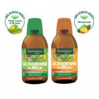 ultradraine bio solution buvable thé vert citron fl/500ml