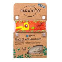 para'kito kids bracelet répulsif anti-moustique toucan