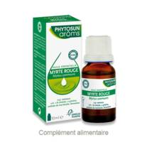 phytosun arôms huiles essentielles myrte rouge 10 ml