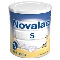 novalac s 1 lait en poudre 800g