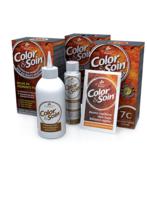 3 chênes color&soin; kit coloration permanente 4a marron glacé