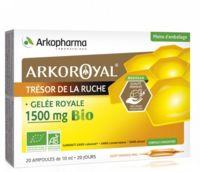 arkopharma arkoroyal gelée royale bio 1500 mg solution buvable 20 ampoules/10ml
