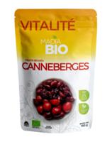 canneberges séchées bio sachet/150g