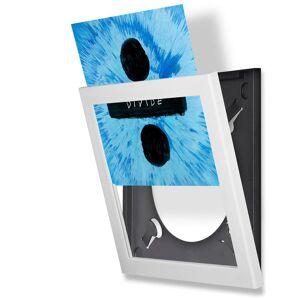 Show and Listen - White LP Flip Frame - Publicité