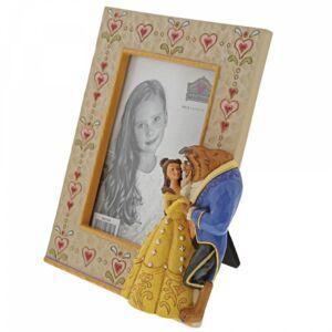 Enesco Cadre la Belle et la Bête (18cm)– Disney Traditions - Publicité