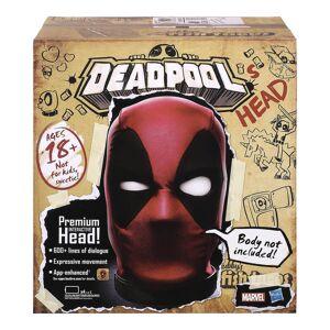 Hasbro Marvel Legends, Tête Deadpool interactive - Publicité