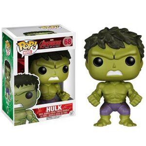 Pop! Vinyl Figurine Hulk Bobblehead Avengers : L'Ère d'Ultron Funko Pop! - Publicité