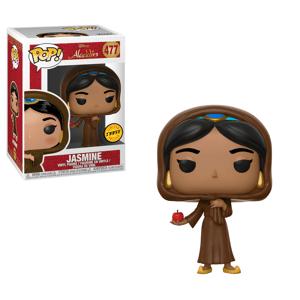 Pop! Vinyl Figurine Pop! Jasmine en déguisement Aladdin Disney - Publicité