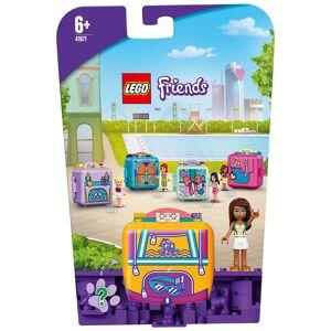 Lego Friends Le cube de natation d'Andréa (41671) - Publicité