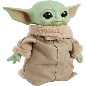 Mattel Peluche Baby Yoda Star Wars The Mandalorian 28 cm - Mattel - Publicité