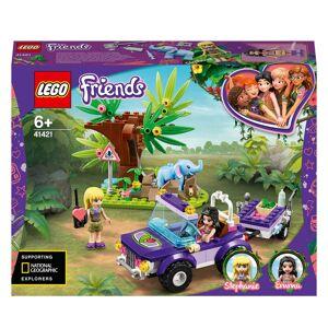 Lego Friends: Baby Elephant Jungle Rescue Animals Set (41421) - Publicité
