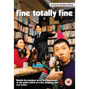Third Window Films Fine, Totally Fine - Publicité