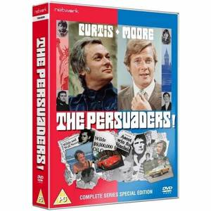 Network The Persuaders! The Complete Series - Publicité