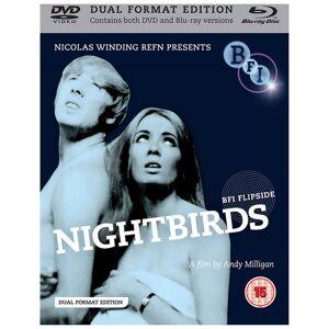 BFI Nightbirds (Flipside) [Dual Format Edition] - Publicité