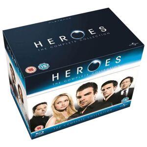Universal Pictures Heroes Coffret Intégrale (Séries 1 à 4) - Publicité