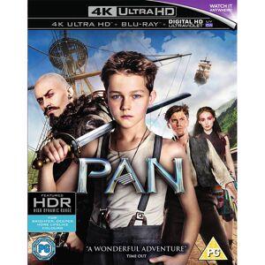 Warner Home Video Pan - 4K Ultra HD - Publicité