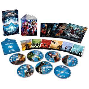 Disney Coffret Collector Marvel Studios - Phase 1 - Publicité