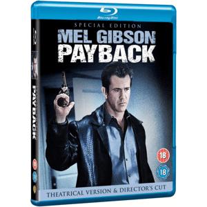 Warner Bros. Payback - Publicité