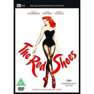 ITV Home Entertainment The Red Shoes - Publicité