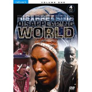 Network Disappearing World - Vol.1 - Publicité