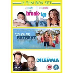 UCA The Dilemma / Couples Retreat / The Break-Up - Publicité