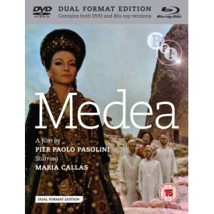 BFI Medea (Dual Format - Blu-Ray and DVD) - Publicité