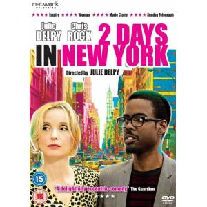 Network 2 Days in New York - Publicité