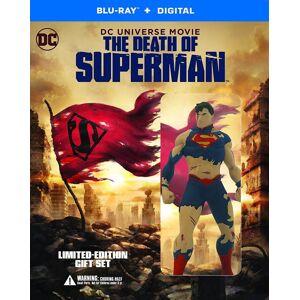 Warner Home Video Death Of Superman et Mini Figurine - Publicité