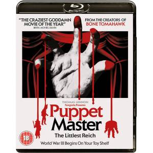 Exploitation Films Exclusivité Zavvi - Puppet Master: The Littlest Reich en Blu-Ray - Publicité