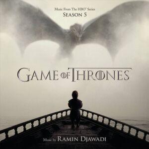 Music On Vinyl Game of Thrones: Season 5 - The Original Soundtrack OST 2LP - Publicité