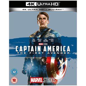 Disney Captain America The First Avenger - 4K Ultra HD - Publicité
