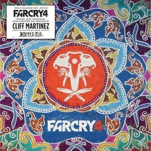 INVADA Records Cliff Martinez - Farcry 4 (Bande Originale) - LP - Publicité