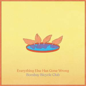 Mmm…Records Bombay Bicycle Club - Everything Else Has Gone Wrong Deluxe LP - Publicité