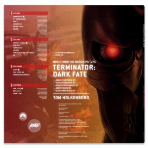 Mondo Terminator: Dark Fate Mondo Original Motion Picture Soundtrack 2xLP - Publicité
