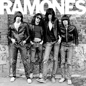 Rhino Warner Ramones - Ramones LP - Publicité