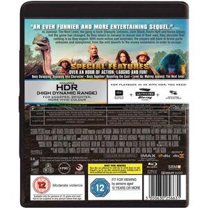 Sony Jumanji: next level - 4K Ultra HD (Blu-ray Inclus) - Publicité