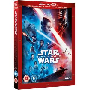 Disney Star Wars: L'Ascension de Skywalker 3D - Publicité