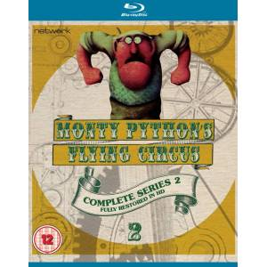 Network Monty Python's Flying Circus: The Complete Series 2 (Standard Edition) - Publicité